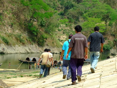 River Cruise on Shangu - Bandarban