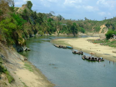River Cruise on Shangu 4 - Bandarban