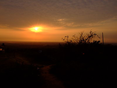 Sunset at Tiger Hill - Bandarban
