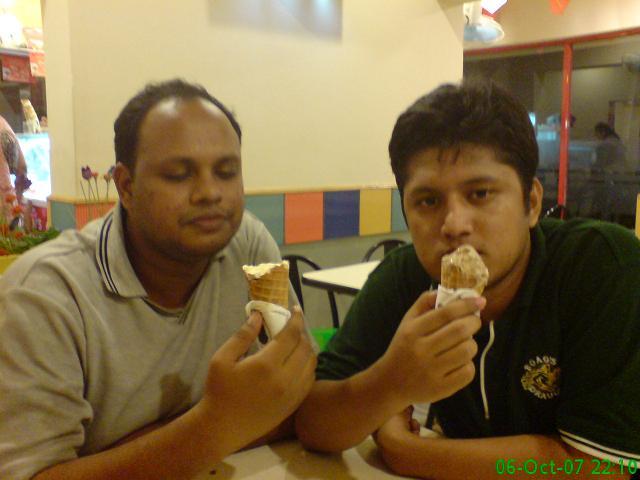 Me and Musfiq