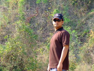 Watching @ Shoilopropat Bandarban