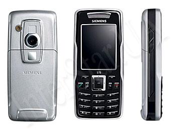 Siemens S75 GSM phone