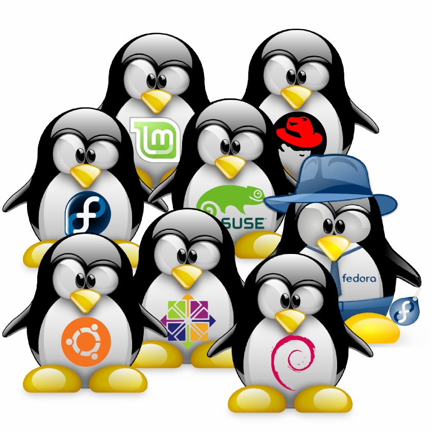 All linux