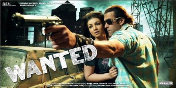 Hindi movie wanted in Bangladeshi cinema halls and multiplexes
