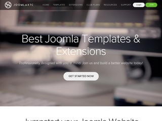 Top joomla club template maker - JoomlaXTC