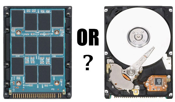 determine whether your storage is SSD or HDD using linux command