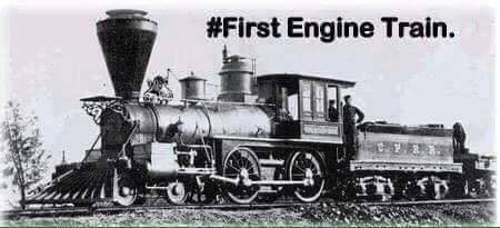 First Engine Train