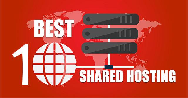 10 best shared hosting provider